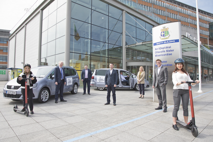 SEAT Ireland supports The Mater Hospital in Dublin