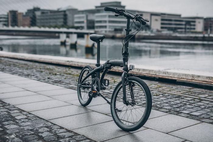 Skoda STRETCHGO folding bike