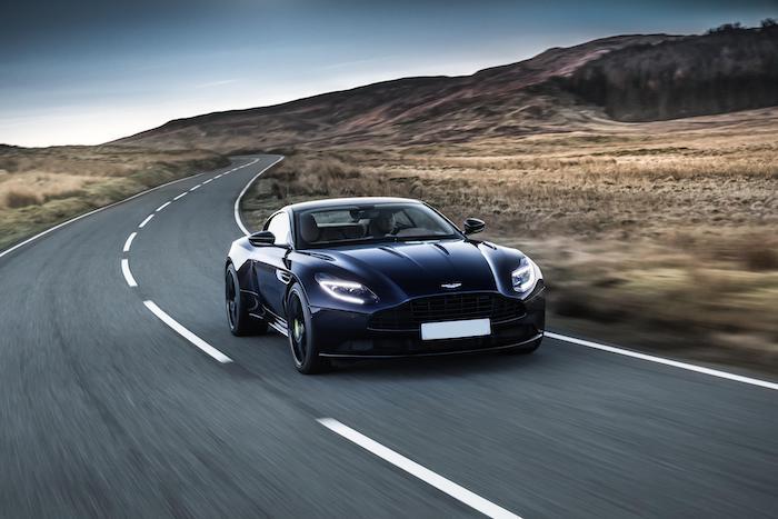 Aston Martin DB11 Ireland