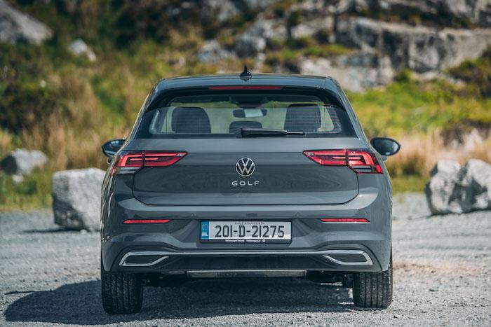 Volkswagen Golf 2020 rear