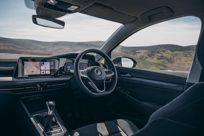 New Volkswagen Golf Interior