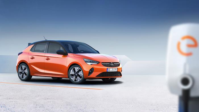 Opel Corsa Electric