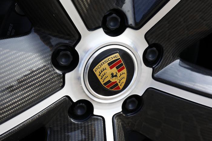 Porsche Taycan Wheels
