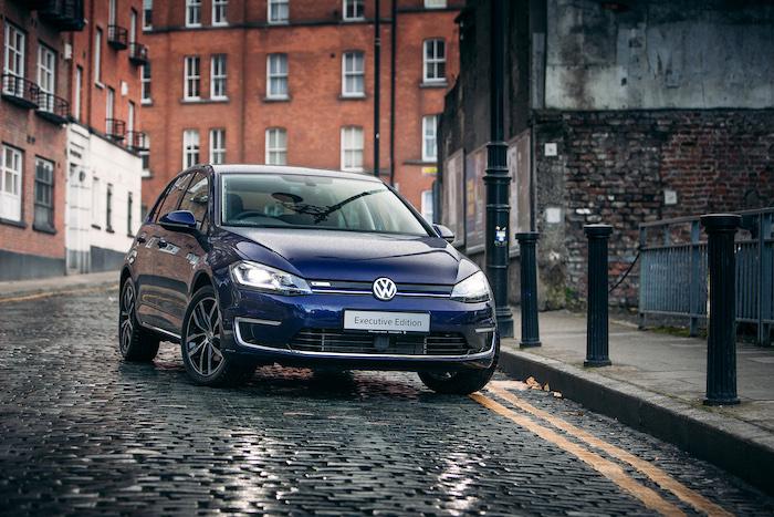 Volkswagen e-Golf electric car Ireland