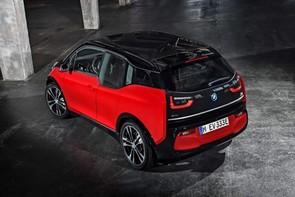 BMW updates the i3