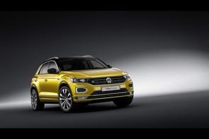 Volkswagen T-Roc 2018 preview