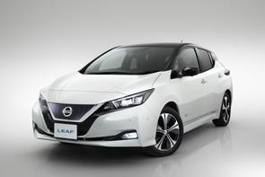 Nissan Leaf 2018 Preview