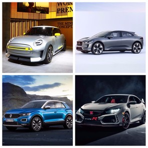 New Cars Coming In 2018