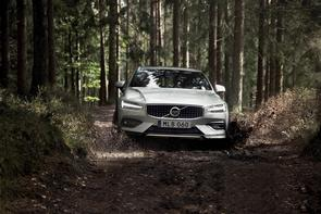 This is the new V60 Cross Country