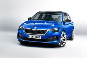 This is the new Skoda Scala