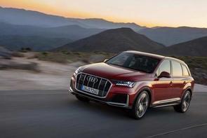 Updated Audi Q7