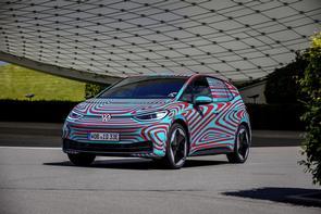 Volkswagen ID.3 2020 preview