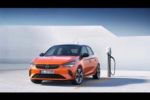 Opel Corsa-e preview