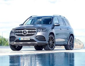 Mercedes setting the pace for alternative energy vehicles