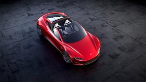 Tesla Roadster preview