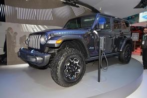 Jeep Wrangler PHEV preview