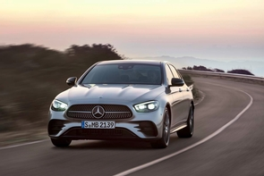 New look for E-Class