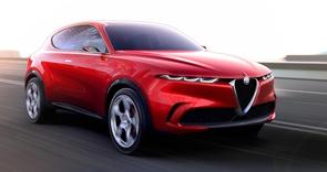 Alfa Romeo Tonale preview
