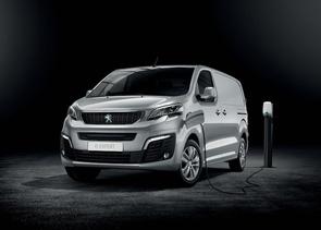 Peugeot announces e-Expert details