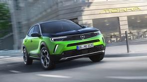 Opel unveils new Mokka with all-electric powertrain