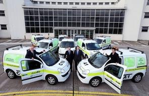 Best electric vans to buy in Ireland