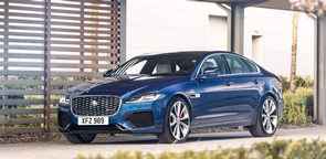 Jaguar announces details of the new XF
