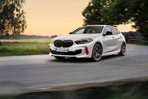 The new BMW 128ti