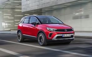 Opel showcases all-new Crossland