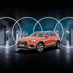 Audi Ireland Announces 2021 Sales Event