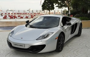 mclaren mp4-12c to cost from £168,500   carzone news