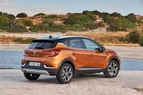 Renault Captur pricing