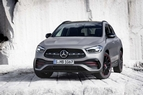 Mercedes GLA preview
