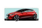 Hyundai teases i20