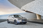BMW showcases the all-electric iX