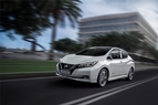 New Nissan LEAF prices drop by up to €1,843