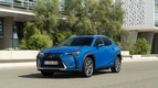 Electric Lexus UX 300e goes on sale in January