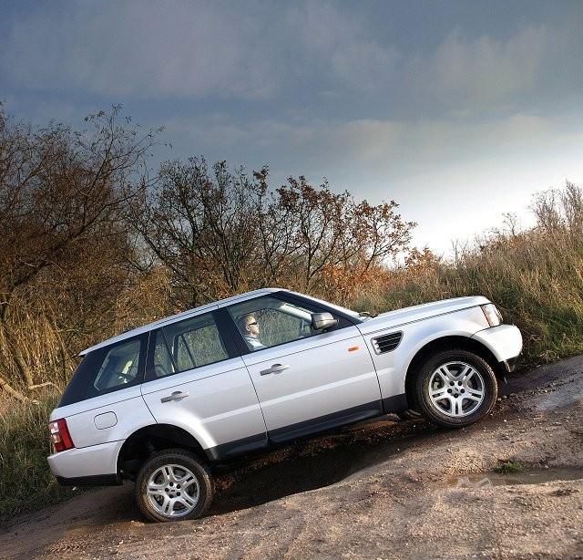 Land Rover Range Rover Sport 2005 -