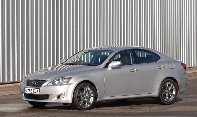 Lexus IS Review