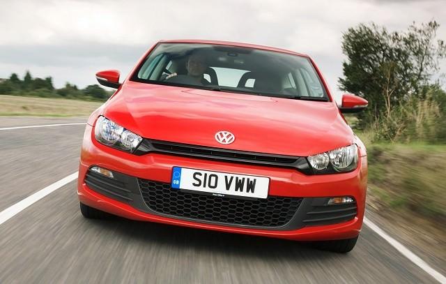 Volkswagen Scirocco Review