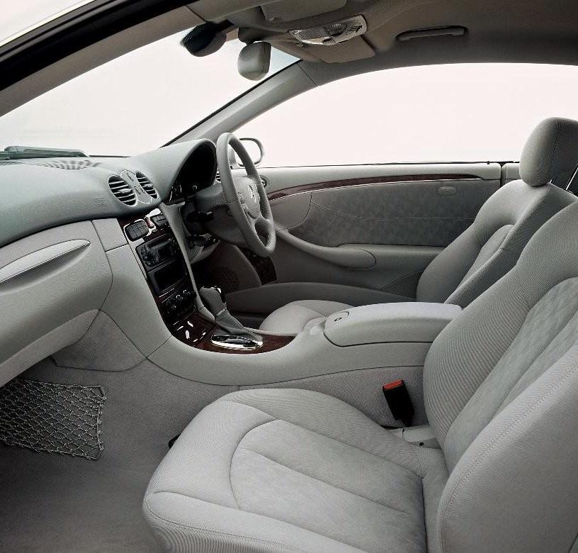 Mercedes-Benz CLK Review