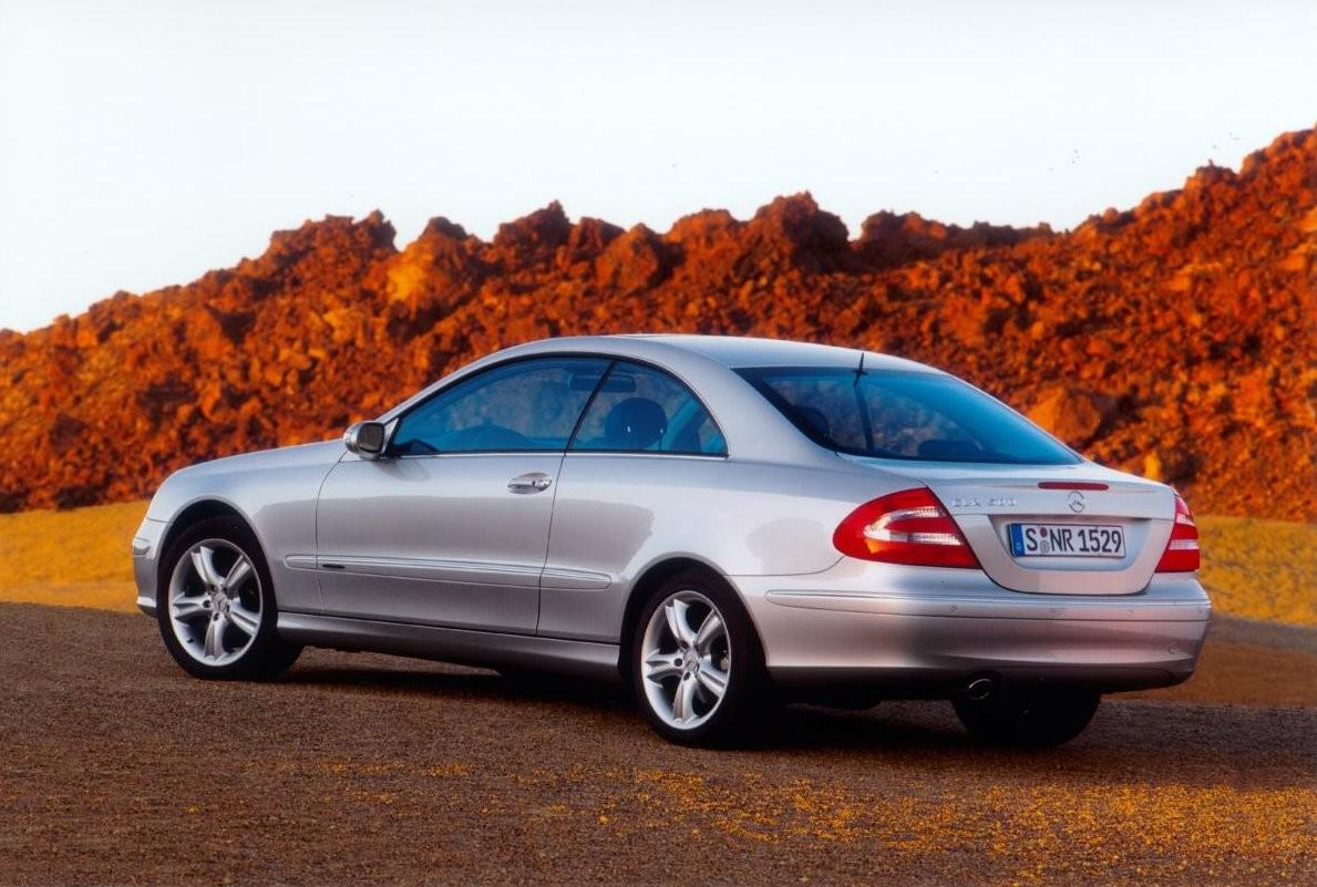 Mercedes-Benz CLK 2002 - 2009 | Carzone Used Car Buying Guides