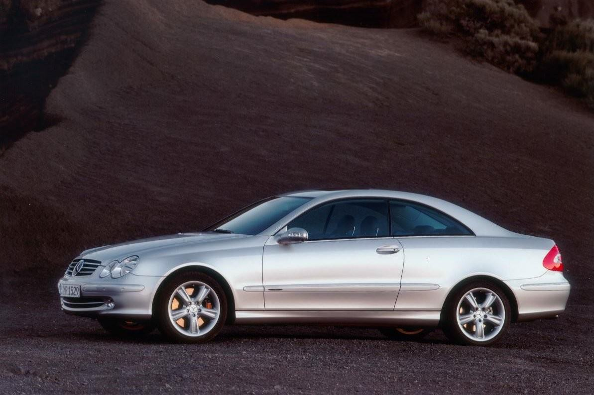 Mercedes benz clk 2002 2009 carzone used car buying guides for Used mercedes benz clk