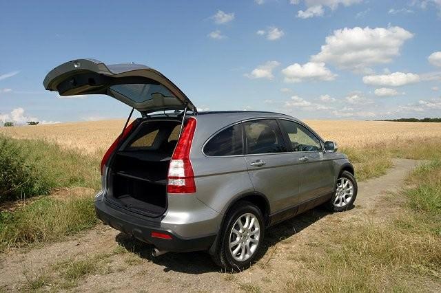 Honda CR-V Review