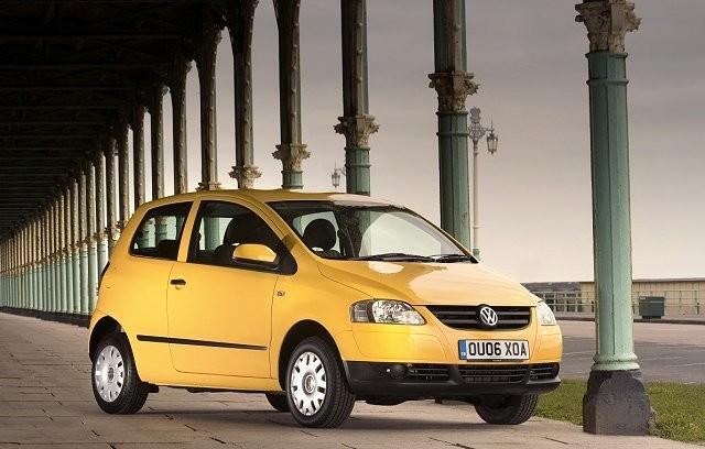Volkswagen Fox Review