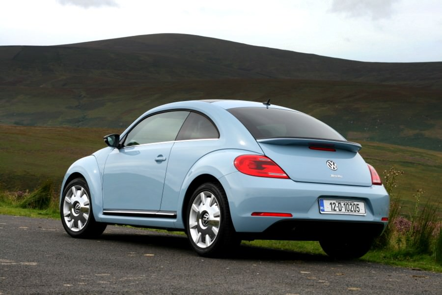 volkswagen beetle sport review carzone new car review. Black Bedroom Furniture Sets. Home Design Ideas