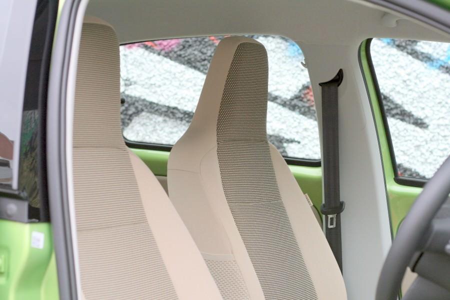 Skoda Citigo Five Door Review Carzone New Car Review