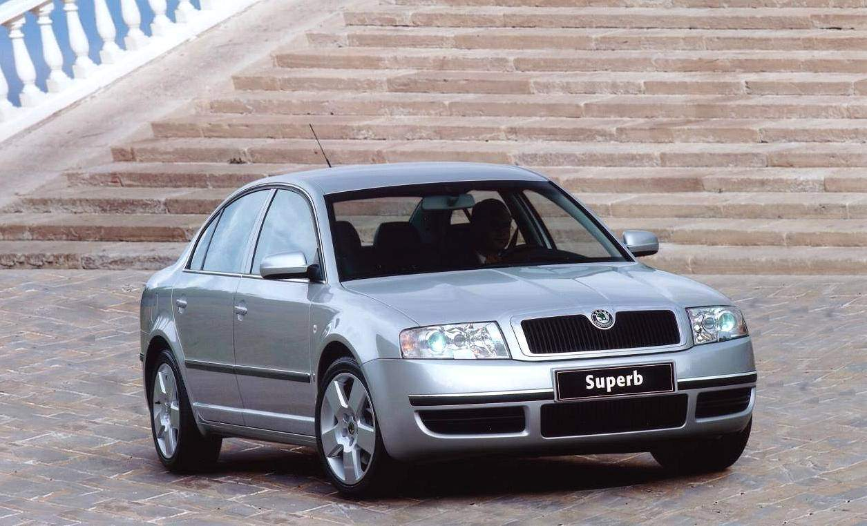Skoda Superb 2001 2008 Carzone Used Car Buying Guides