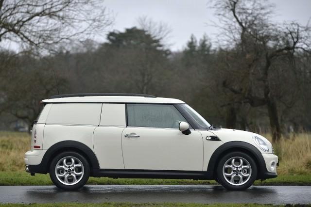 Mini Clubvan Cooper D Review Carzone New Car Review