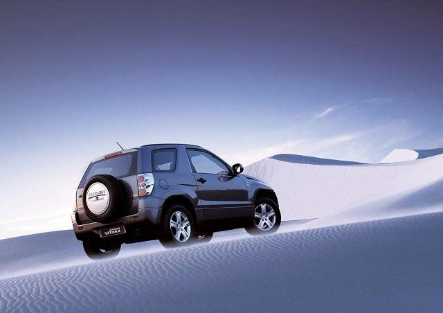 Suzuki Grand Vitara Review