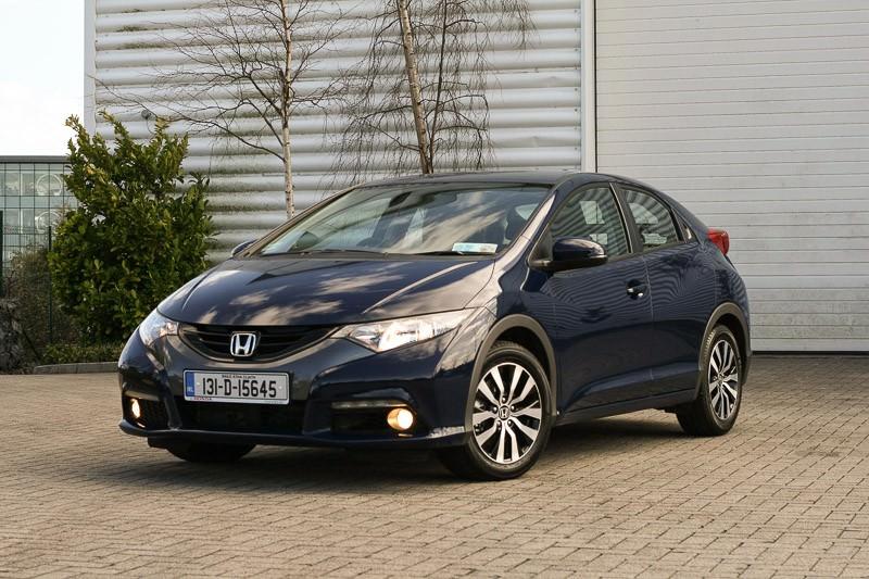 2013 Honda Civic Hatchback Review